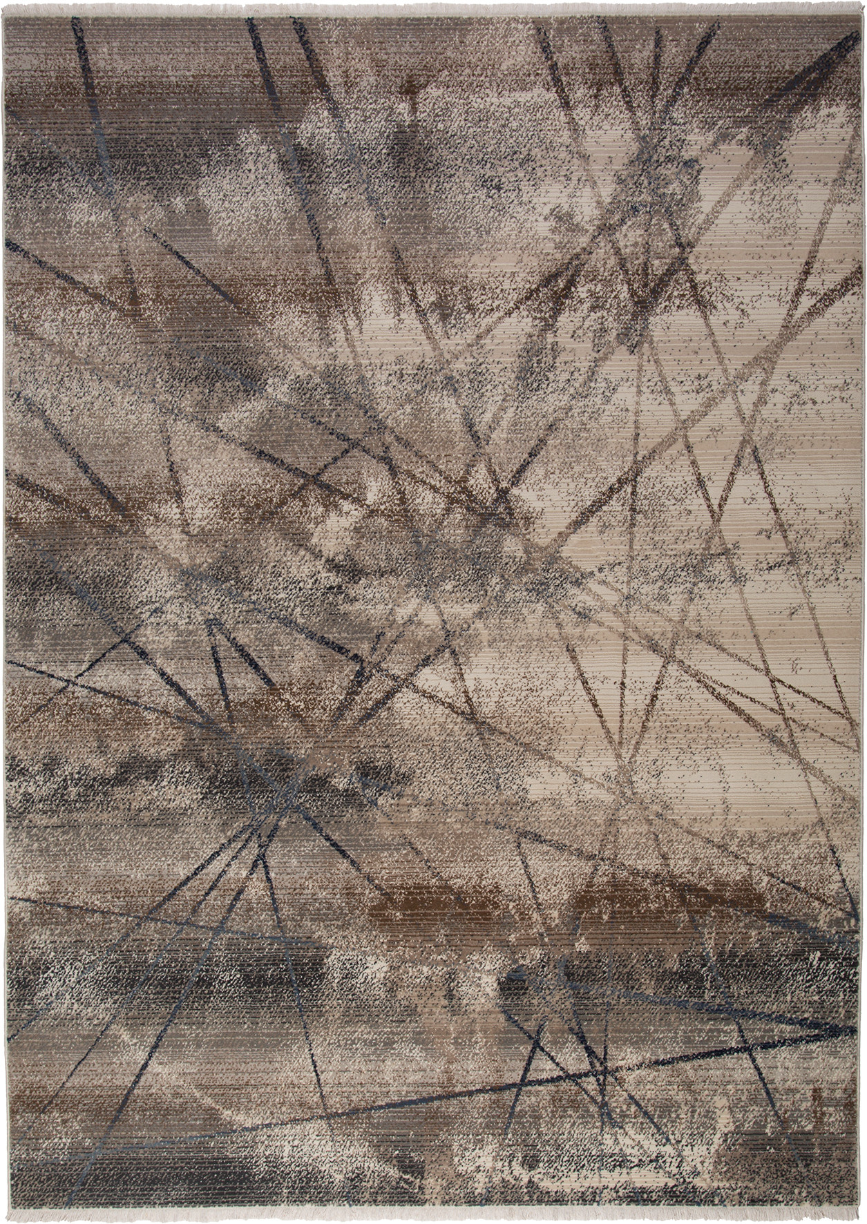 Obsession koberce Kusový koberec Inca 350 Taupe - 160x230 cm