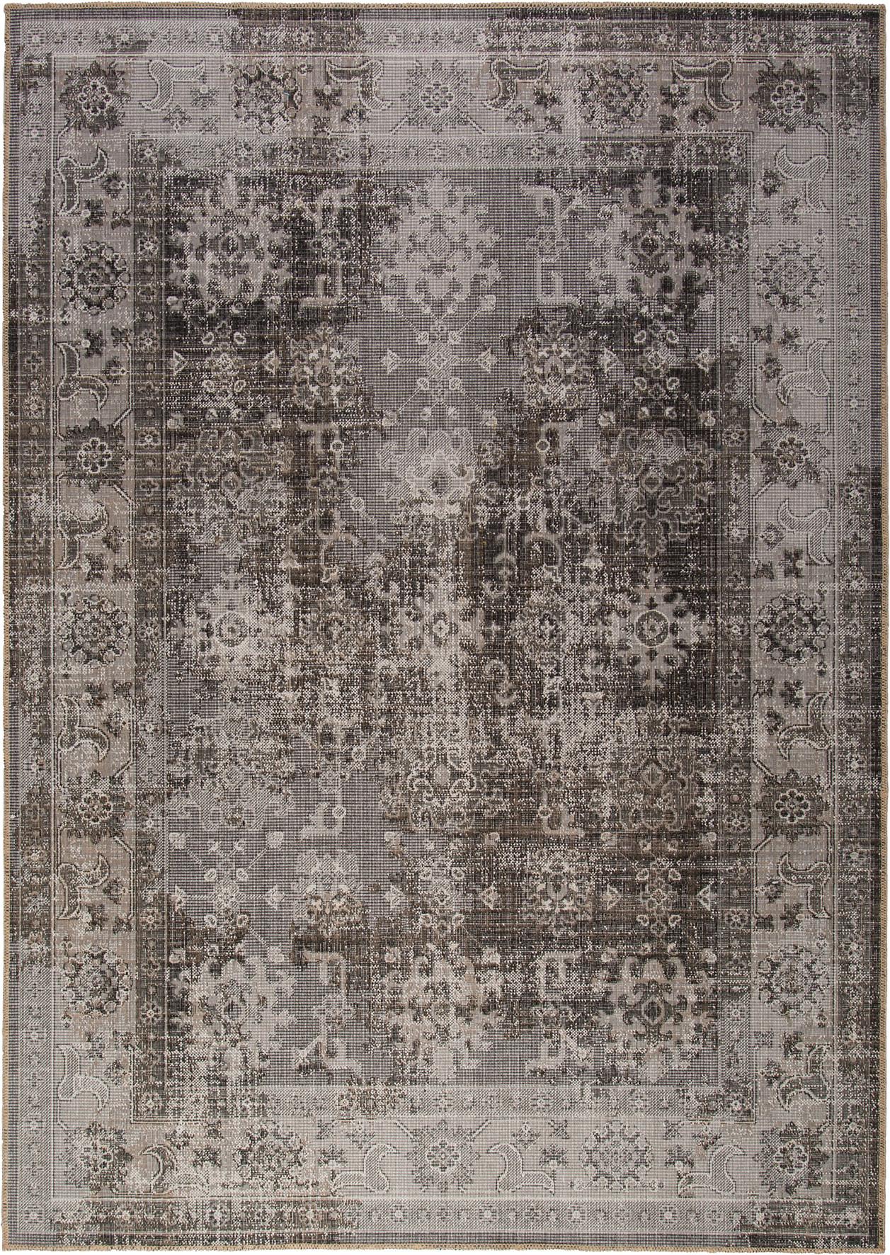 Obsession koberce Kusový koberec Tilas 244 Grey - 80x150 cm