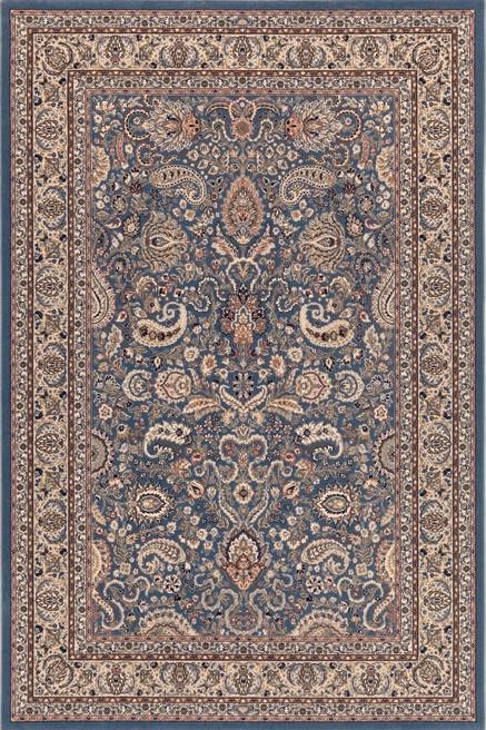 Levně Osta luxusní koberce Kusový koberec Diamond 72201 901 - 85x160 cm Modrá