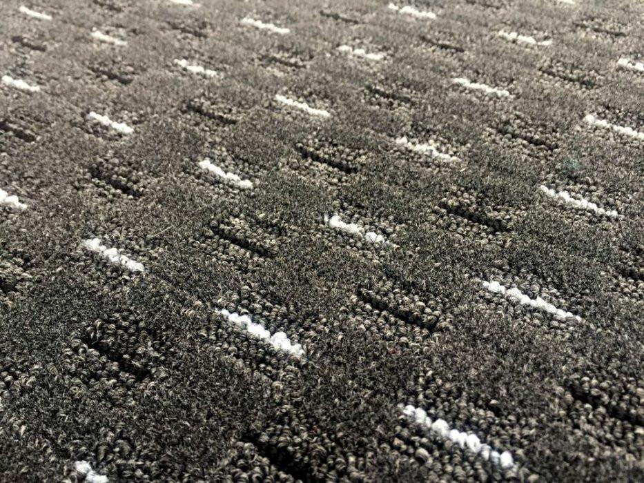 Vopi koberce Kusový koberec Valencia antracit - 80x150 cm