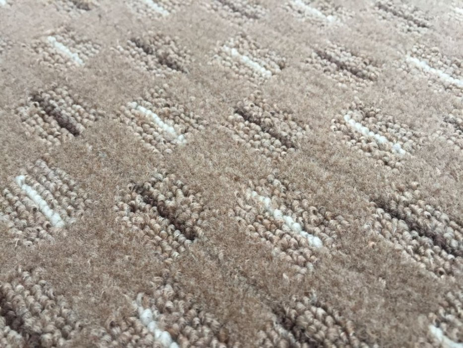 Vopi koberce Kusový koberec Valencia béžová - 80x150 cm
