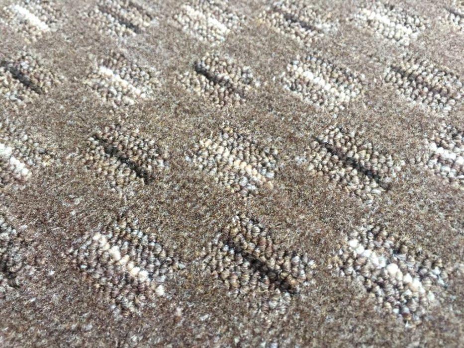 Vopi koberce Kusový koberec Valencia hnědá - 80x150 cm