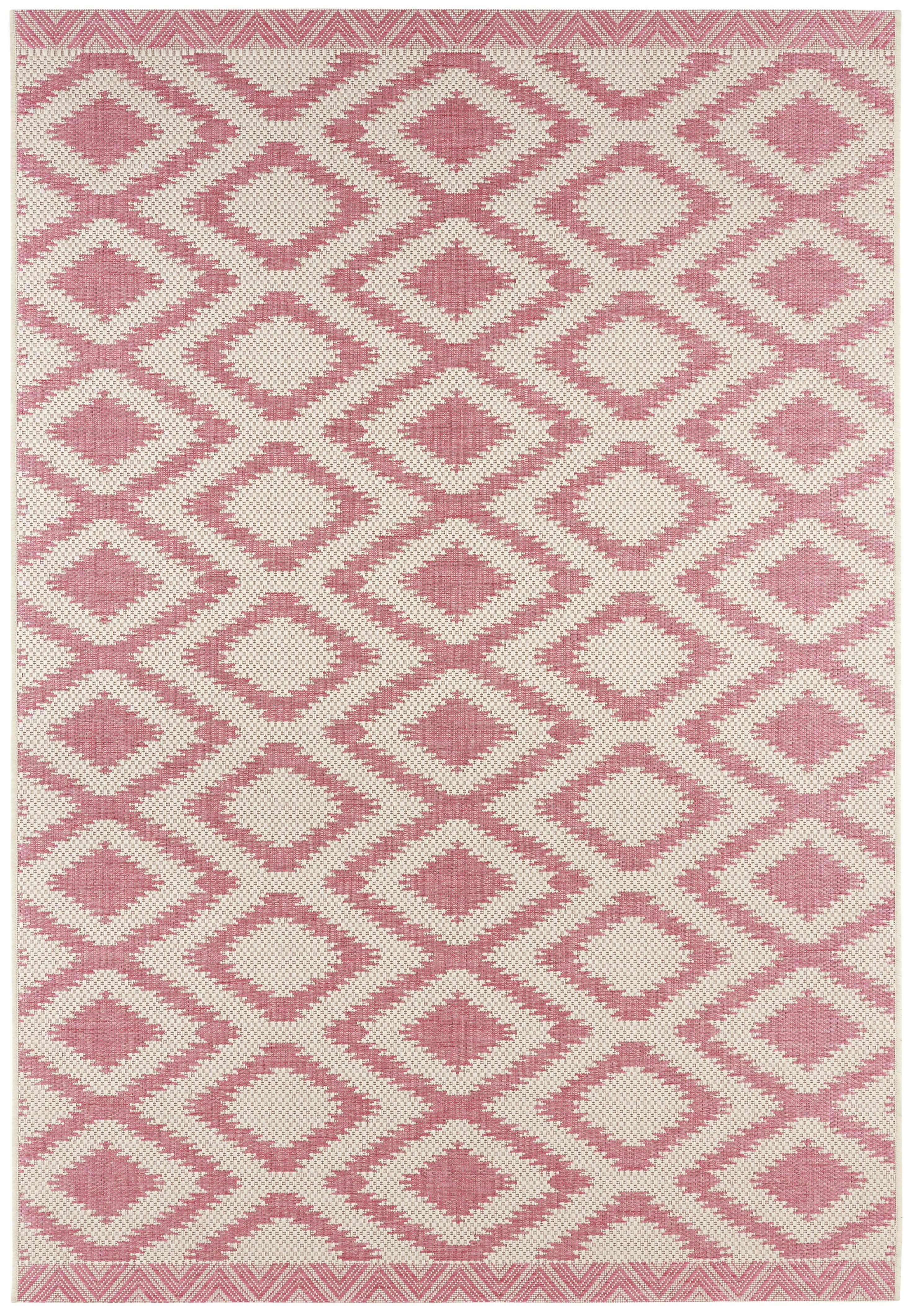 Bougari - Hanse Home koberce Kusový koberec Botany Pink 103310 - 140x200 cm