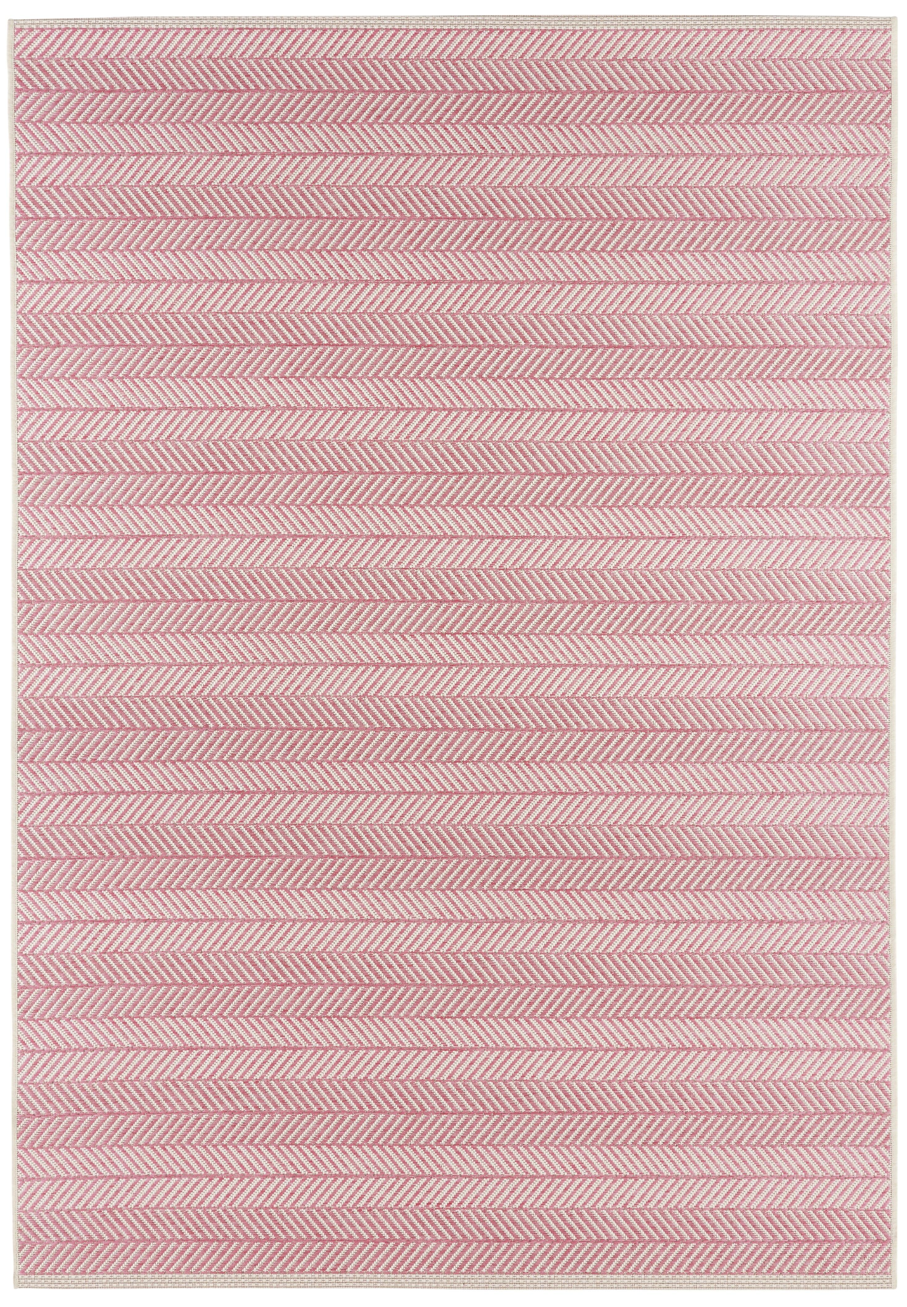 Bougari - Hanse Home koberce Kusový koberec Botany Pink 103308 - 140x200 cm