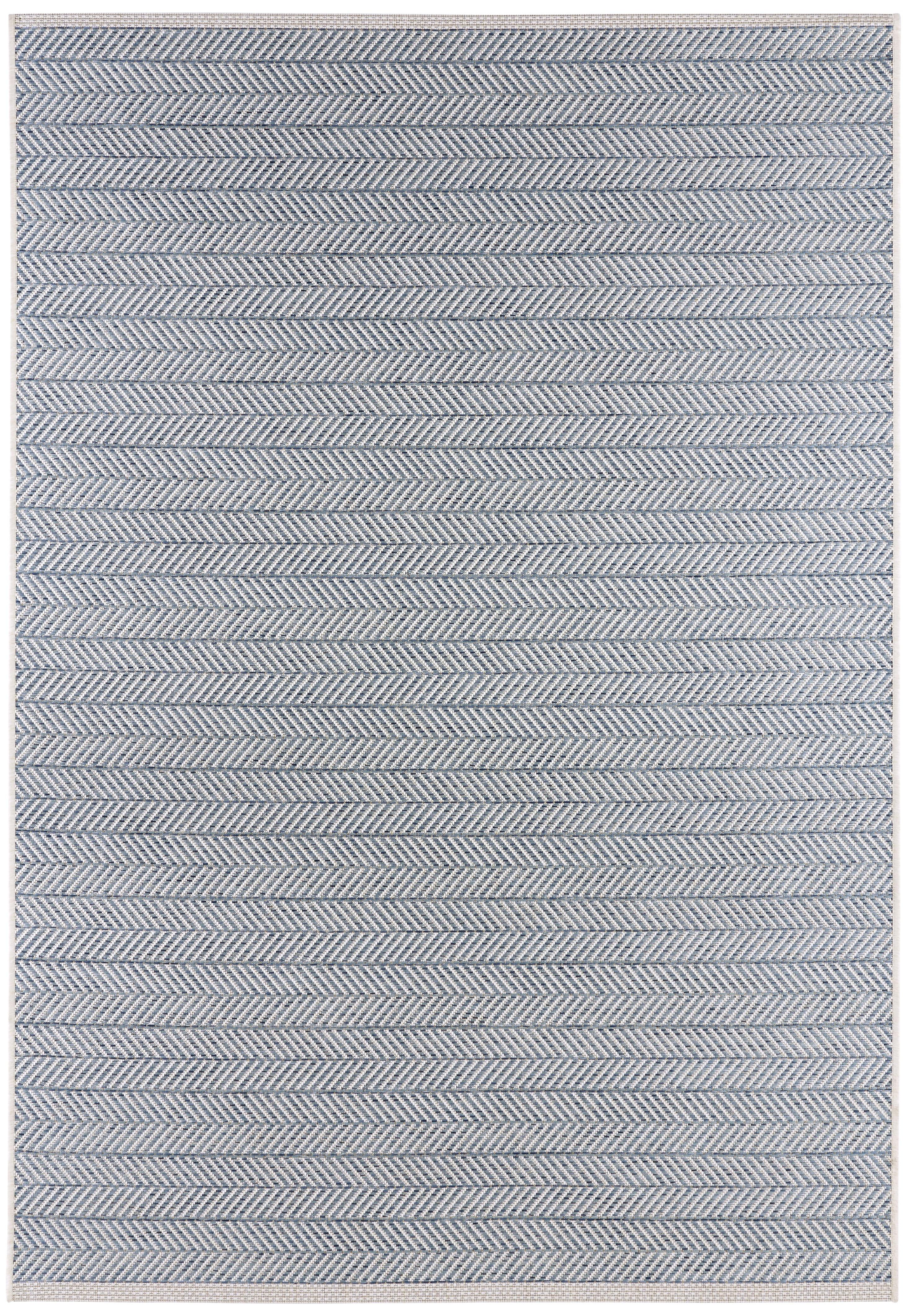 Bougari - Hanse Home koberce Kusový koberec Botany Aqua Blue 103307 - 140x200 cm