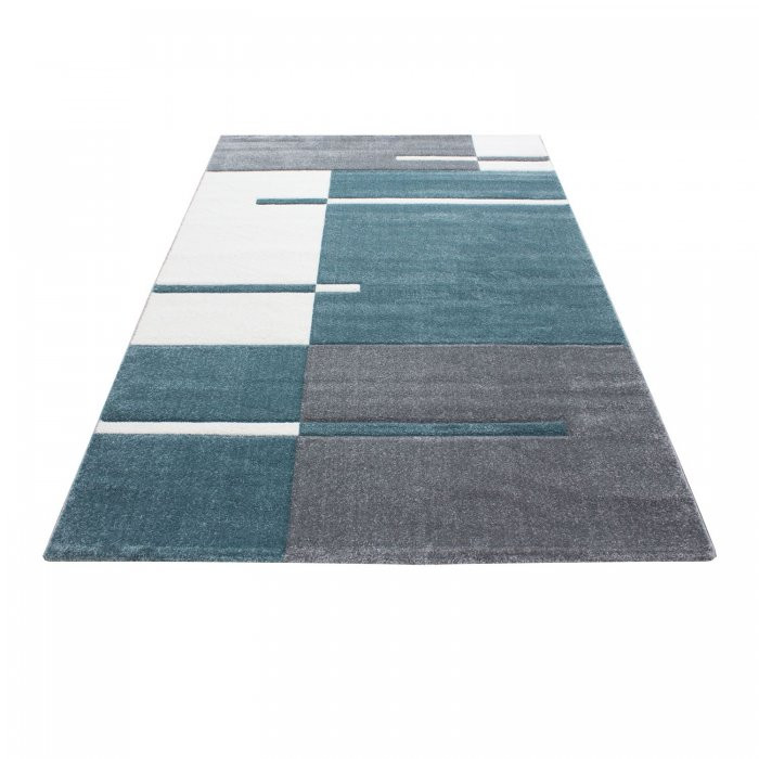 Levně Ayyildiz koberce Kusový koberec Hawaii 1310 Blue - 80x150 cm Bílá