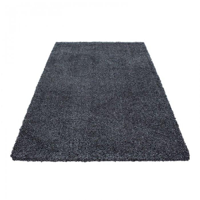 Ayyildiz koberce Kusový koberec Ancona shaggy 9000 grey - 80x150 cm
