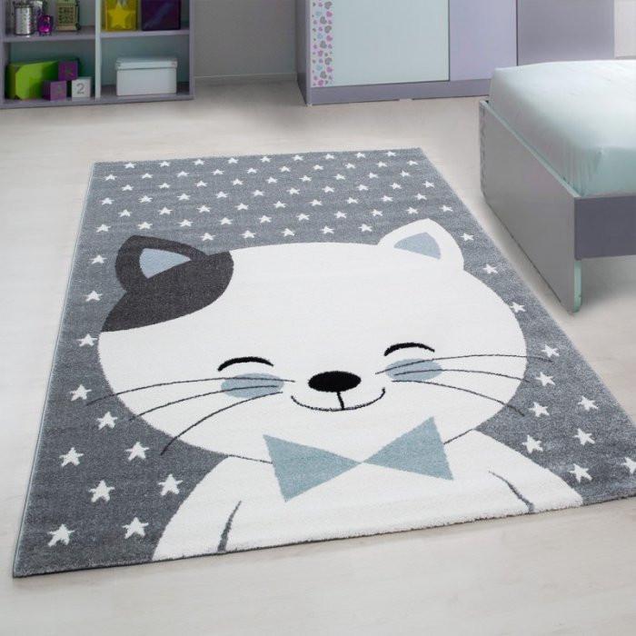 Ayyildiz koberce Kusový koberec Kids 550 blue - 80x150 cm
