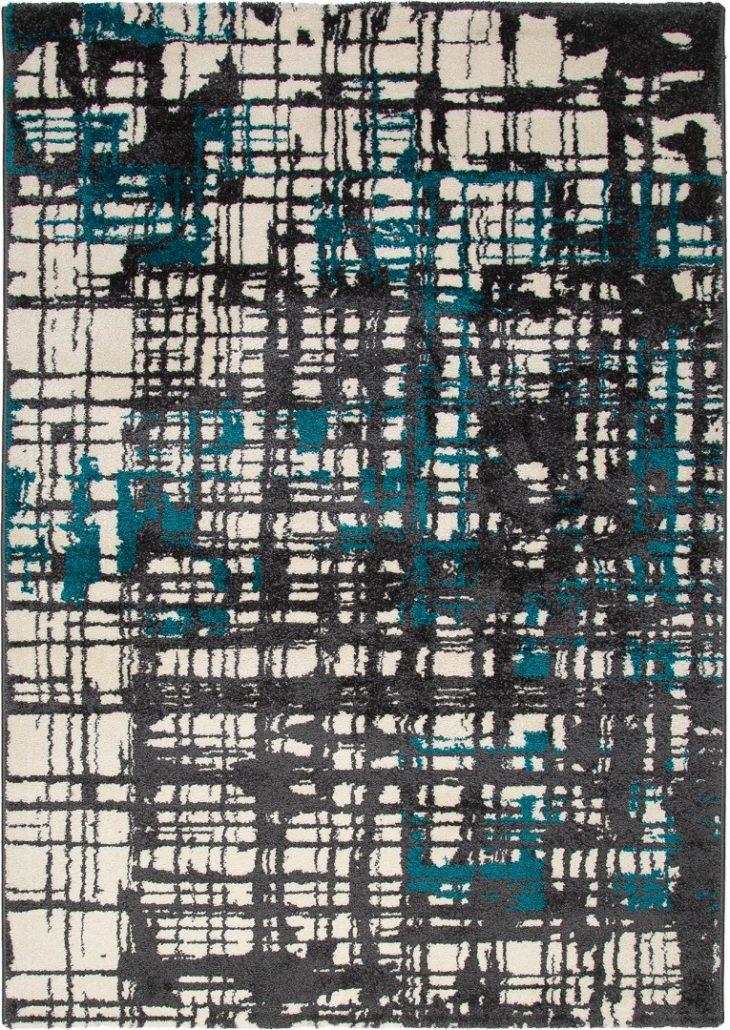 Obsession koberce Kusový koberec Bronx 547 Petrol - 80x150 cm Expres