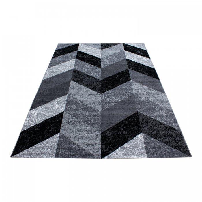 Ayyildiz koberce Kusový koberec Plus 8006 black - 80x150 cm