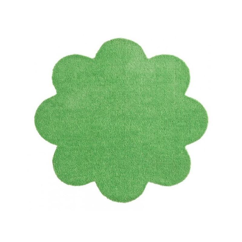Hanse Home Collection koberce Protiskluzová rohožka Soft & Clean 102454 kytka - 67x67 tvar kytka cm