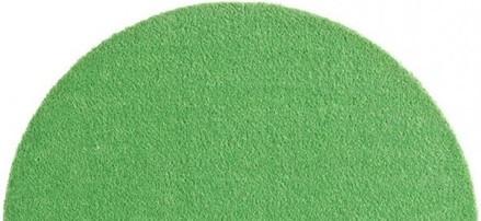 Hanse Home Collection koberce Protiskluzová rohožka Soft & Clean 102454 půlkruh - 75x50 půlkruh cm