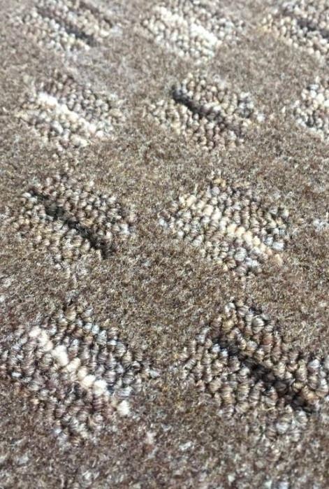 Levně Vopi koberce Běhoun na míru Valencia hnědá - šíře 90 cm s obšitím