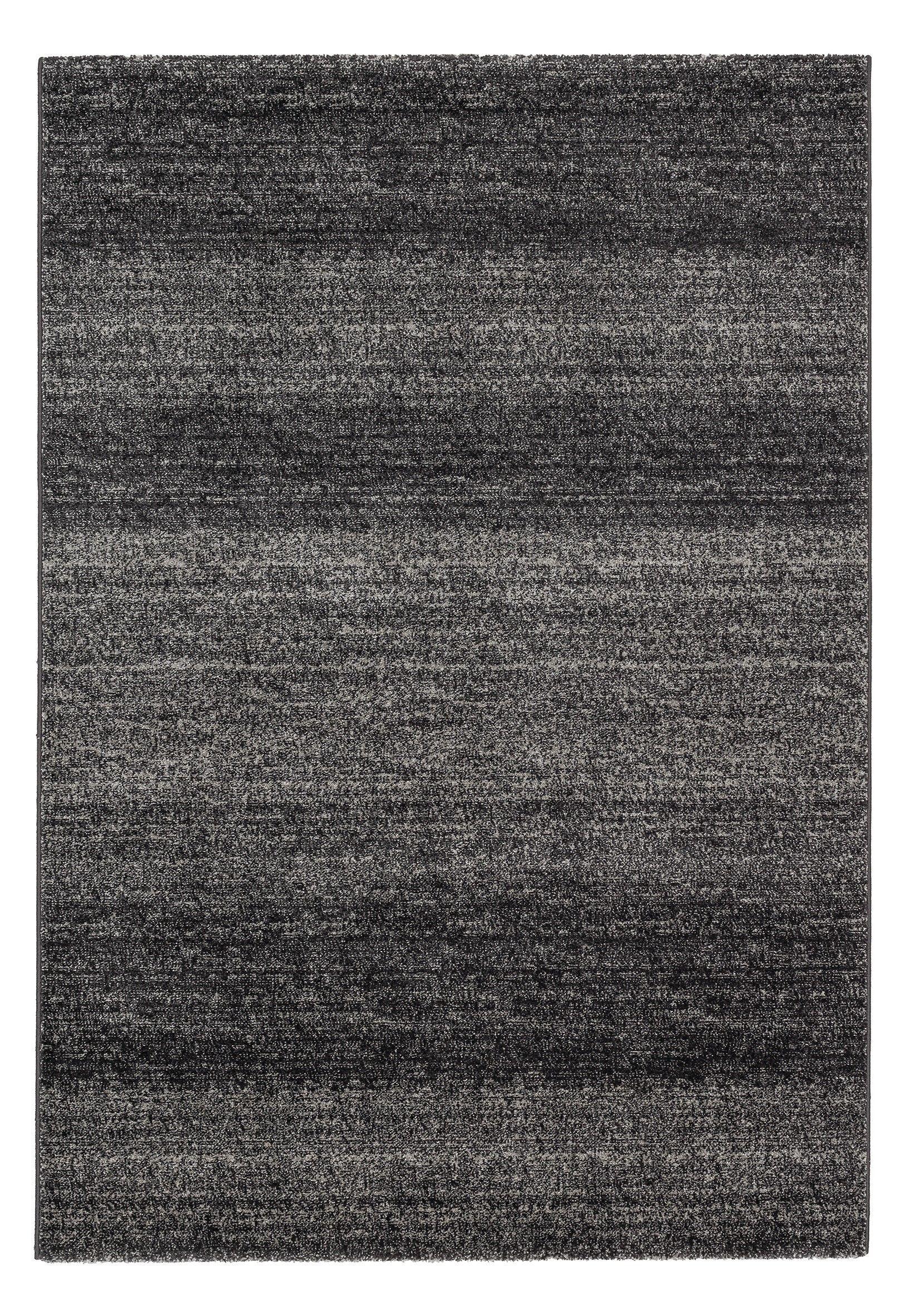 Astra - Golze koberce Kusový koberec Carpi 150041 Anthracite - 133x190 cm