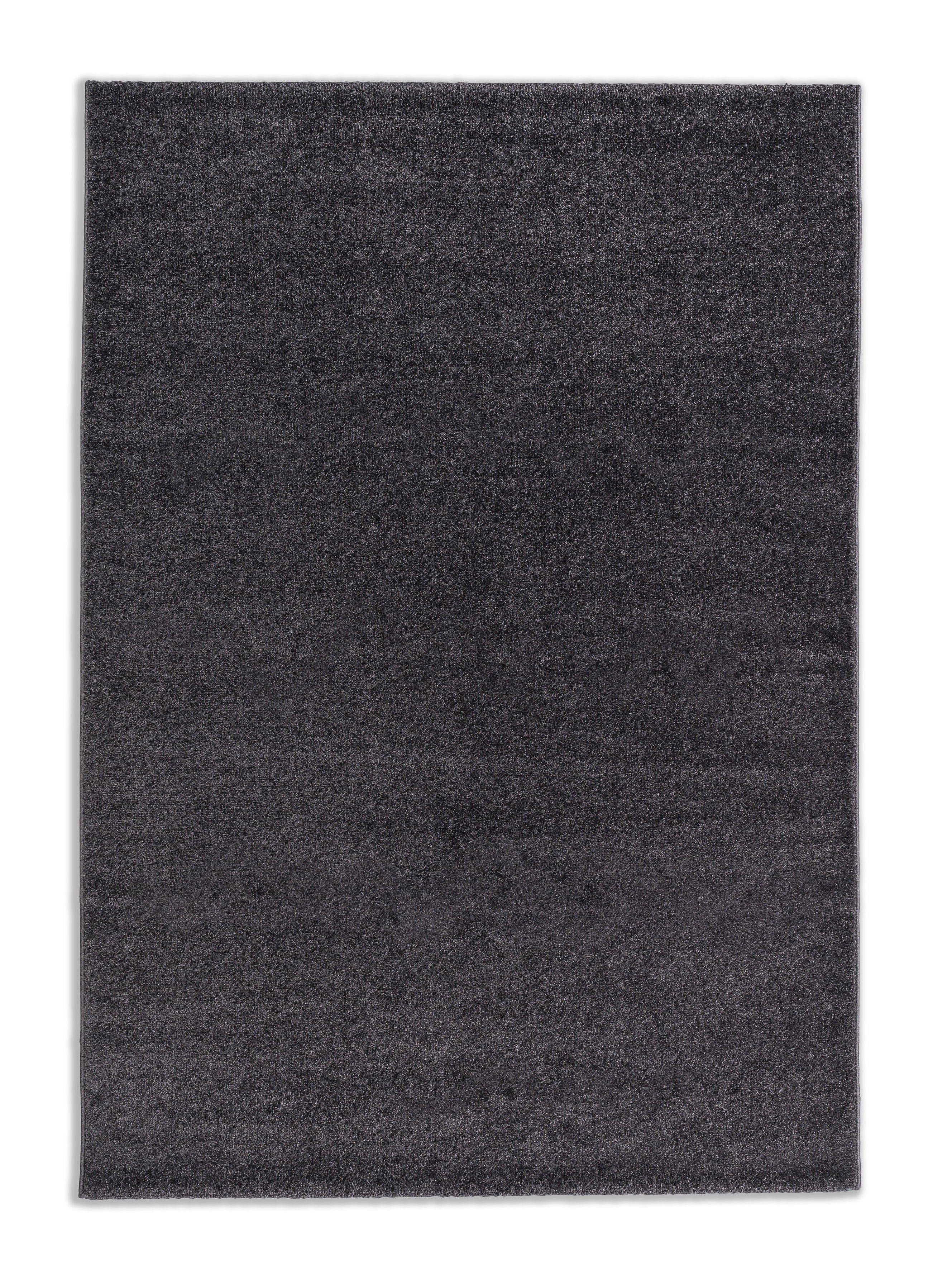 Astra - Golze koberce Kusový koberec Anzio 190040 Anthracite - 160x230 cm
