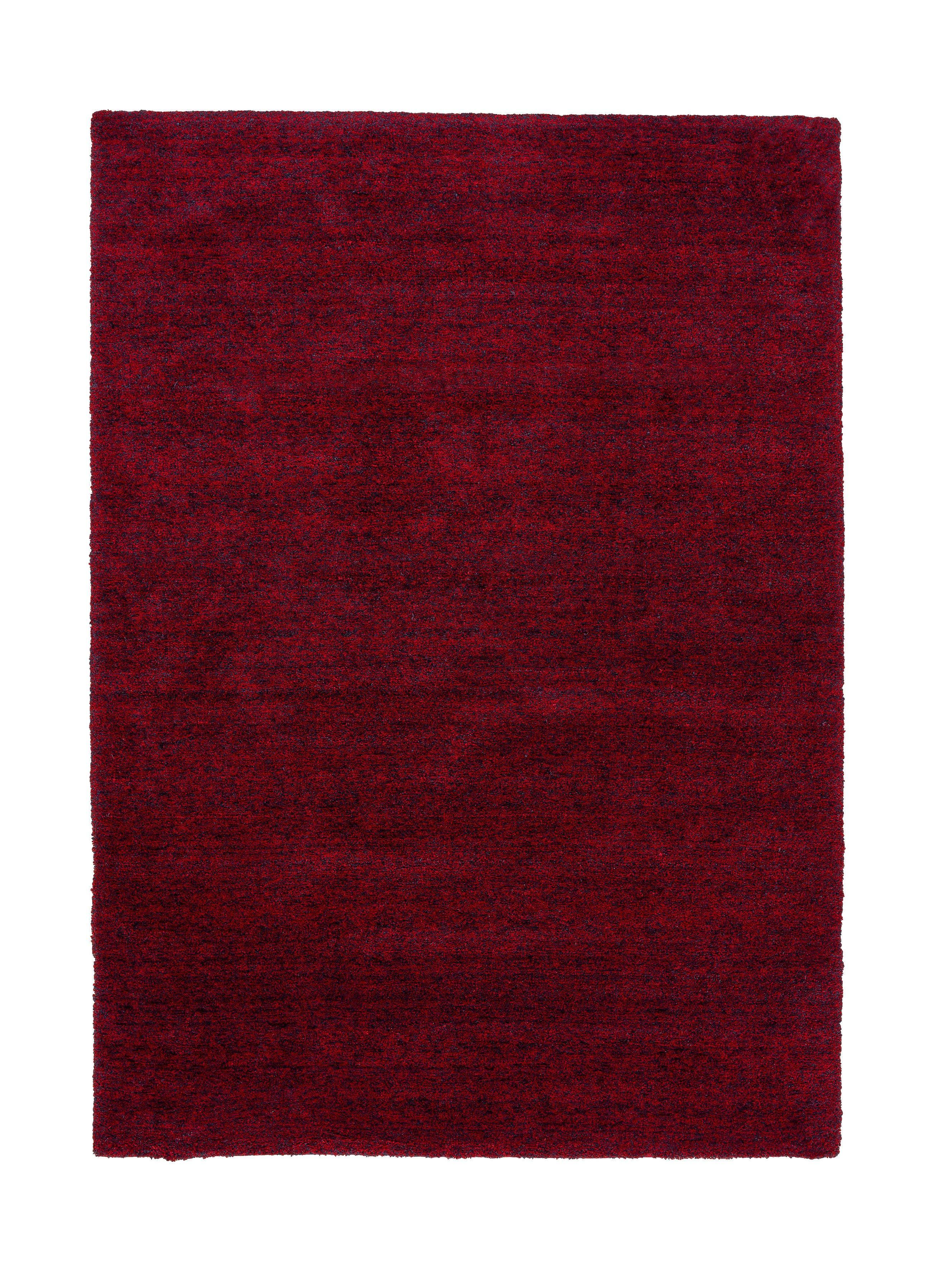 Astra - Golze koberce Kusový koberec Livorno 160011 Mottled Red - 140x200 cm
