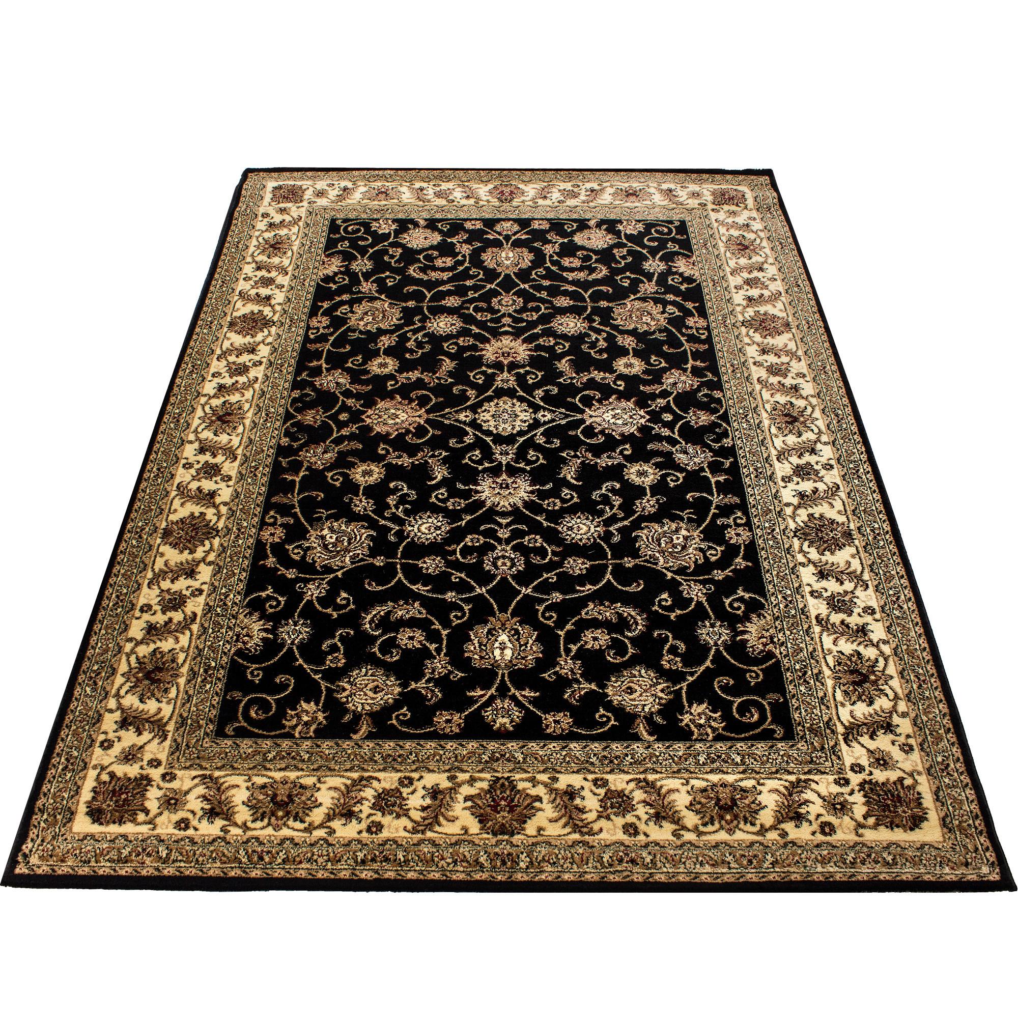 Ayyildiz koberce Kusový koberec Marrakesh 210 black - 120x170 cm