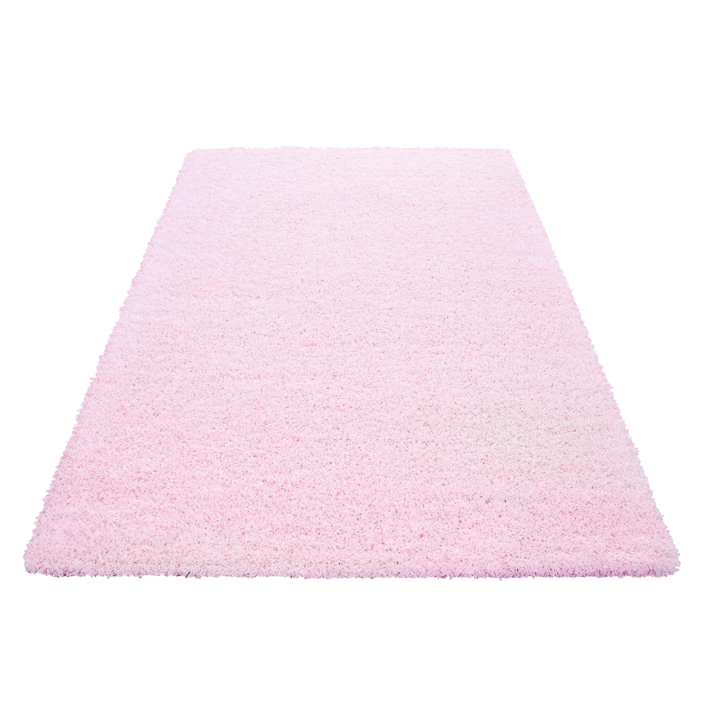 Ayyildiz koberce Kusový koberec Life Shaggy 1500 pink - 60x110 cm