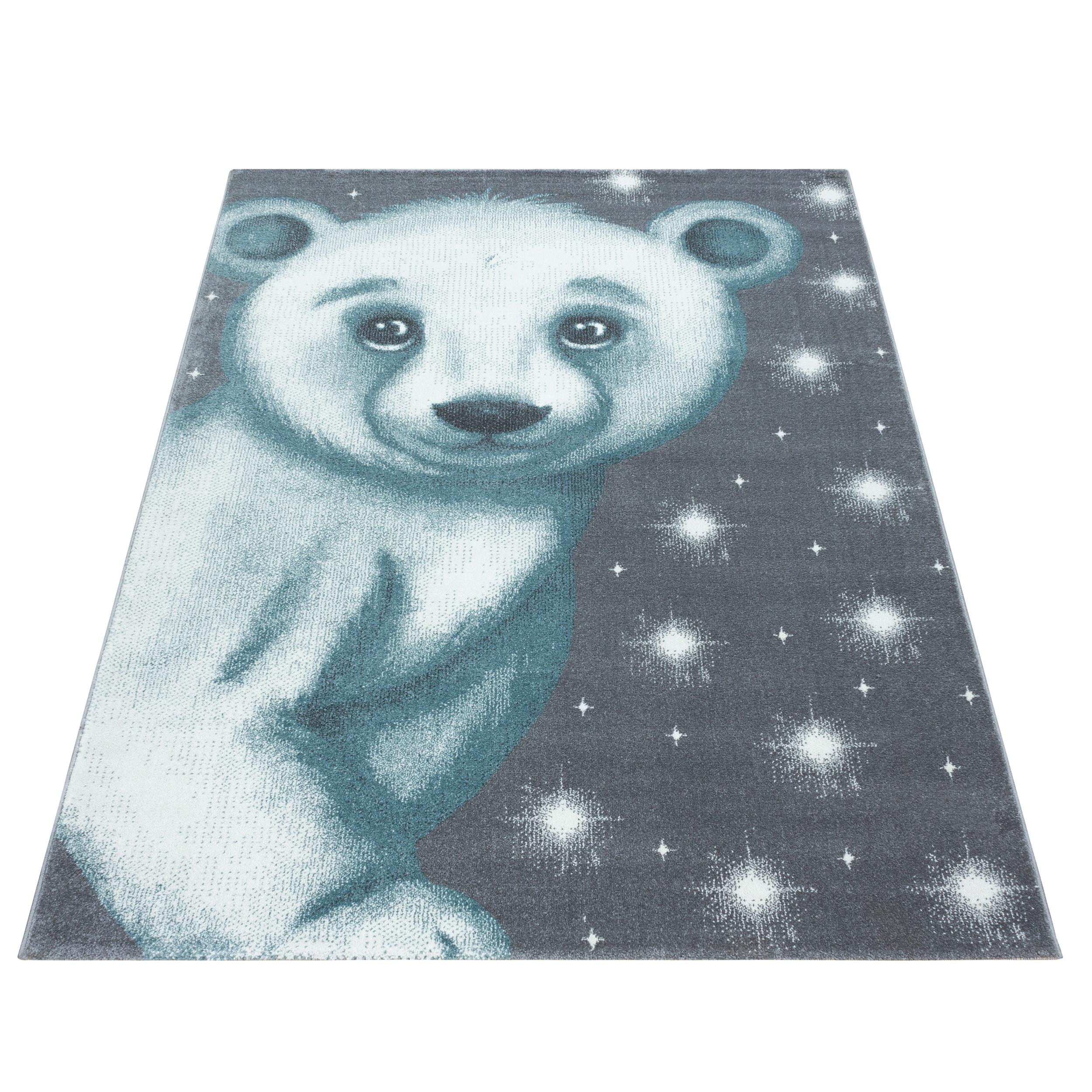 Ayyildiz koberce Kusový koberec Bambi 810 blue - 120x170 cm
