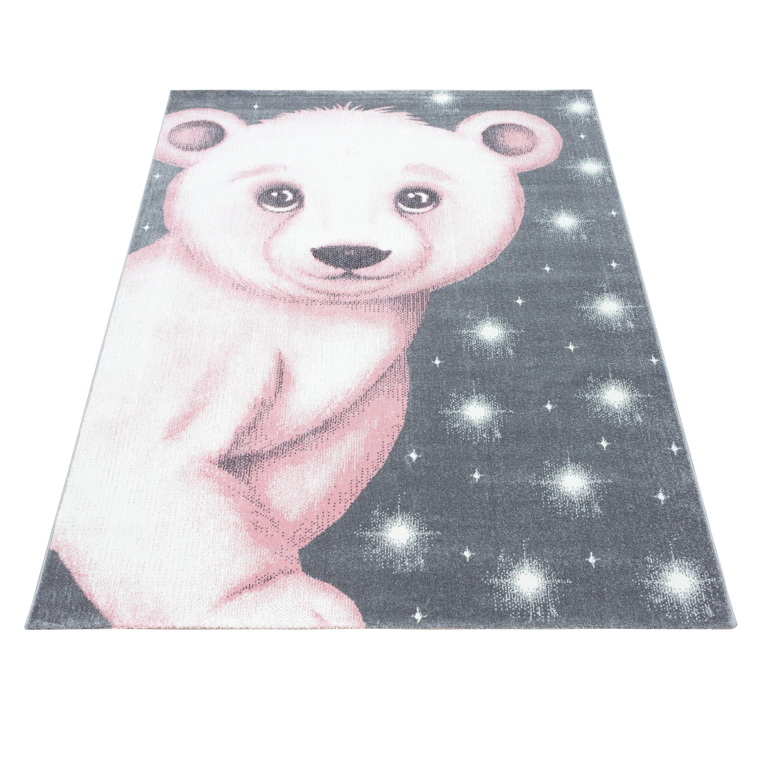Ayyildiz koberce Kusový koberec Bambi 810 pink - 120x170 cm