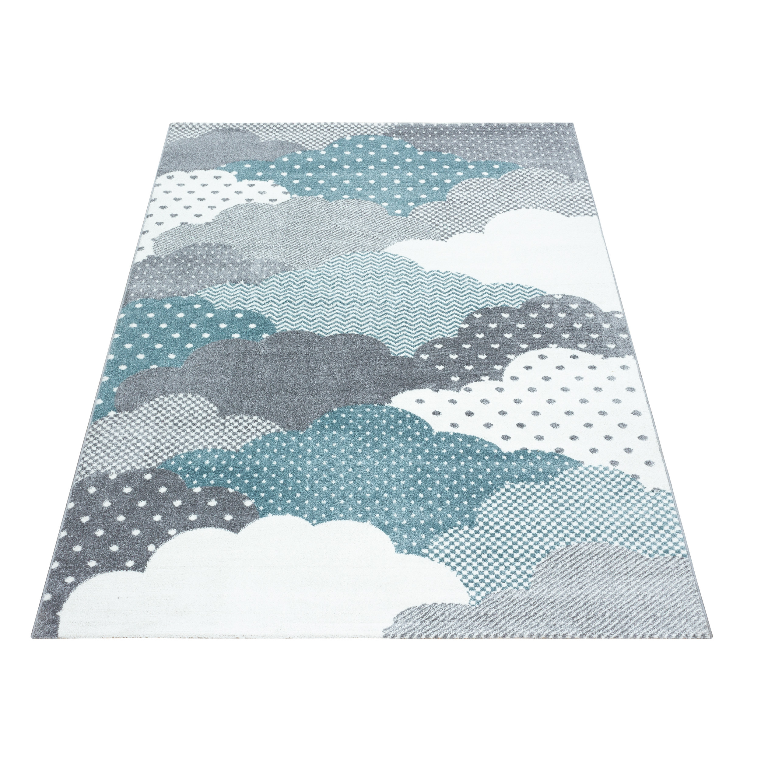 Ayyildiz koberce Kusový koberec Bambi 820 blue - 120x170 cm