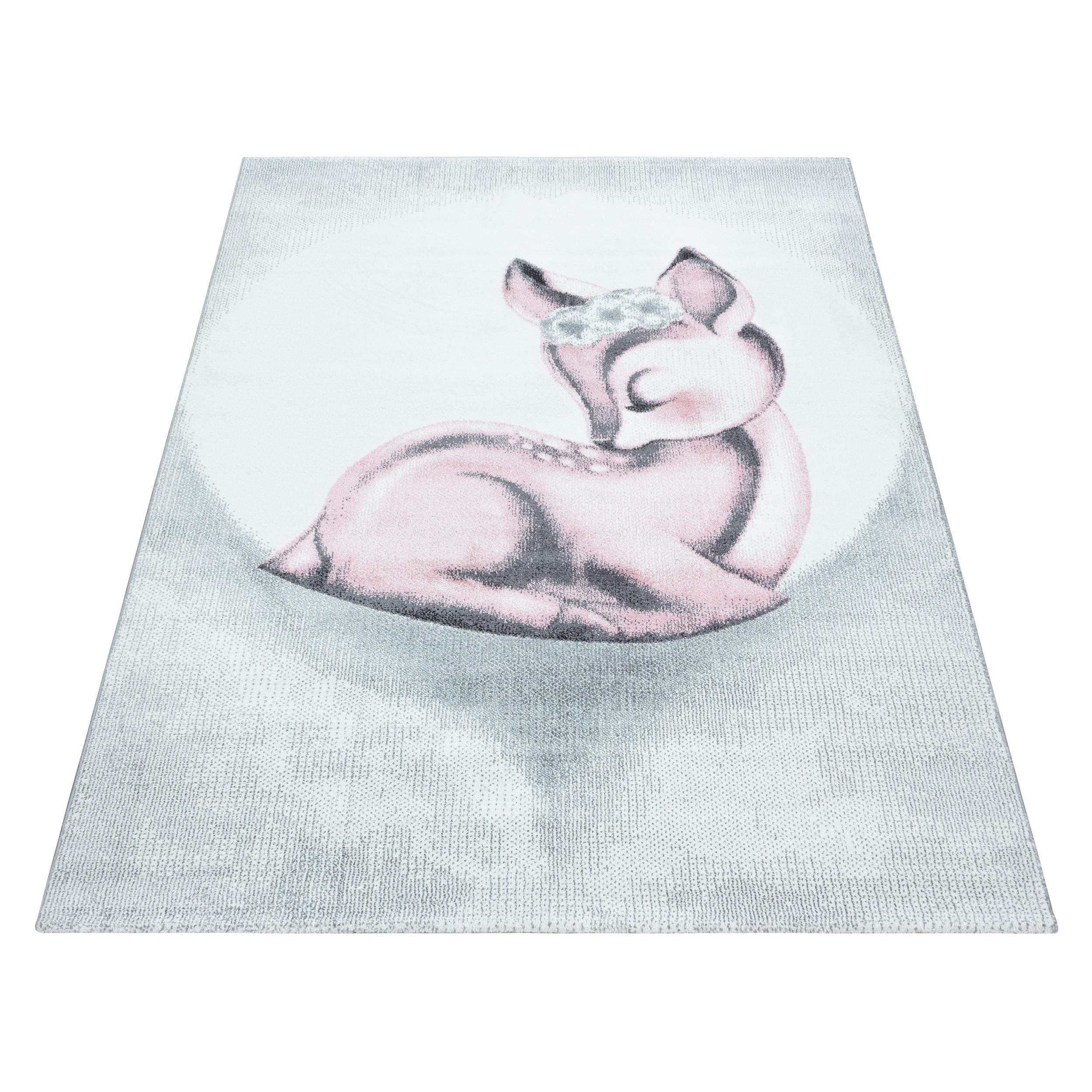 Ayyildiz koberce Kusový koberec Bambi 850 pink - 120x170 cm