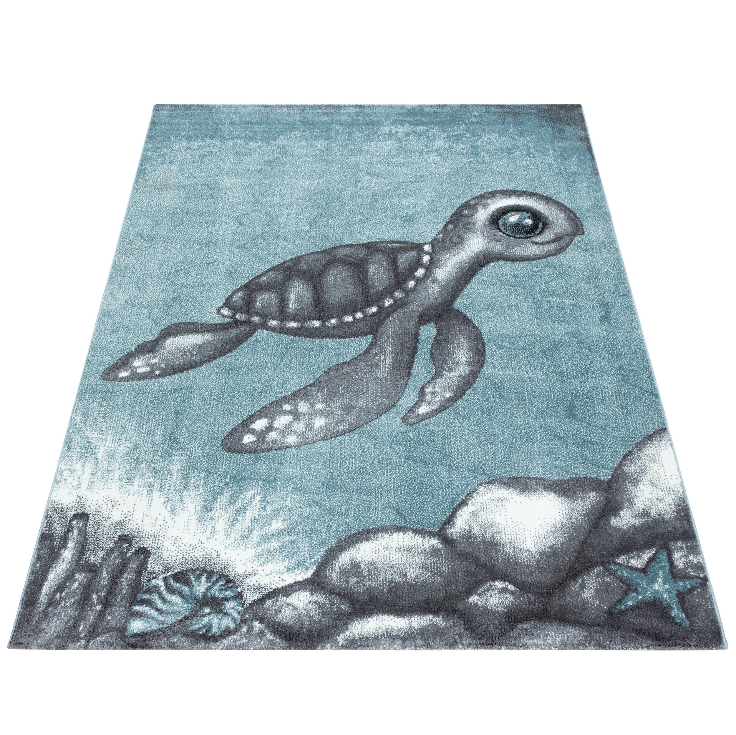 Ayyildiz koberce Kusový koberec Bambi 860 blue - 120x170 cm
