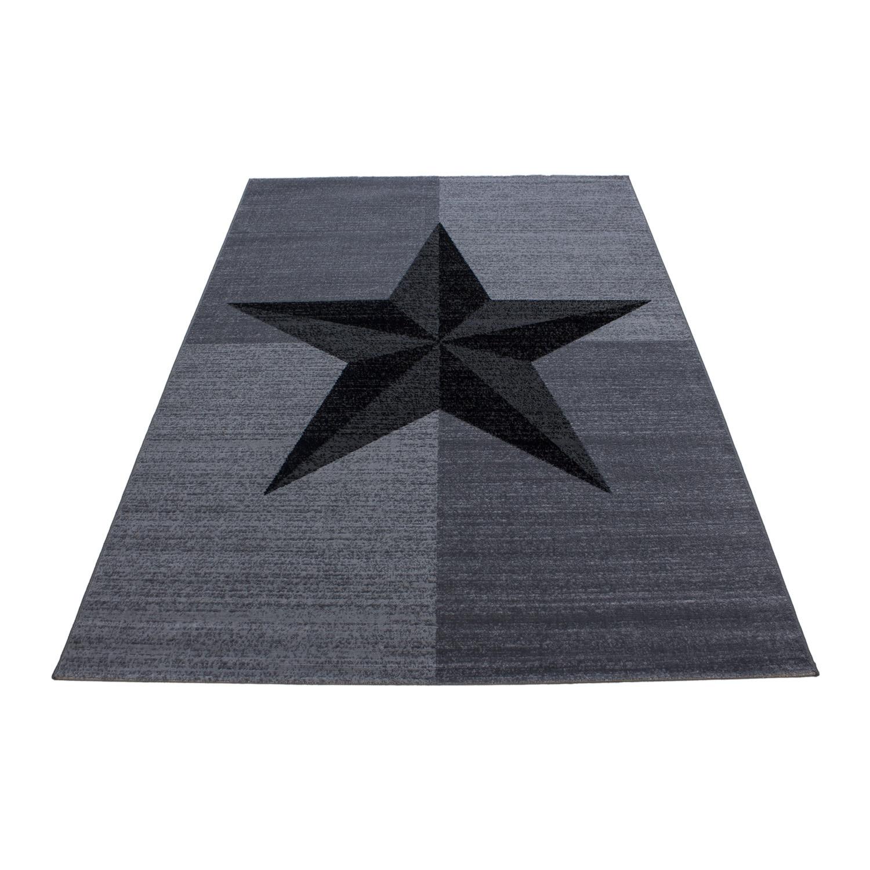 Ayyildiz koberce Kusový koberec Plus 8002 grey - 160x230 cm
