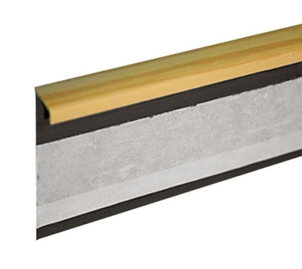 Lišta TL55 83 borovice 125 cm - Lišta 55x10x1250 mm