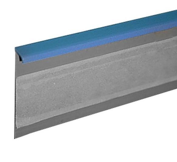Lišta TL55 5388 modrá 125 cm - Lišta 55x10x1250 mm