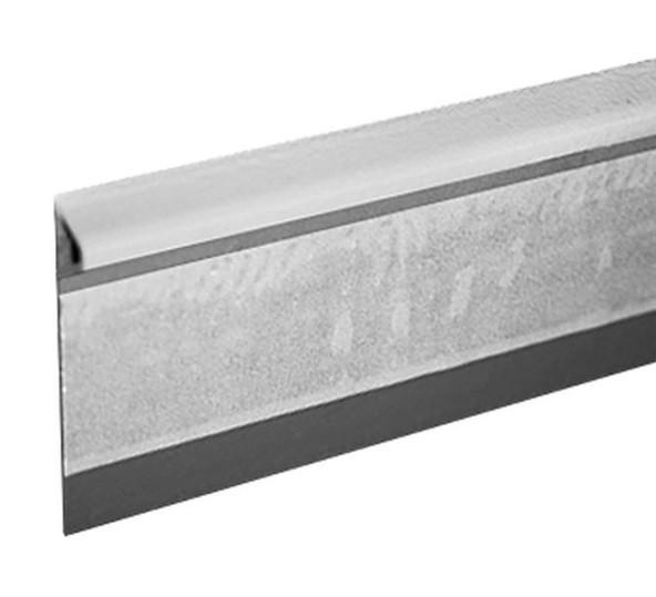 Lišta TL55 138 světle šedá 125 cm - Lišta 55x10x1250 mm