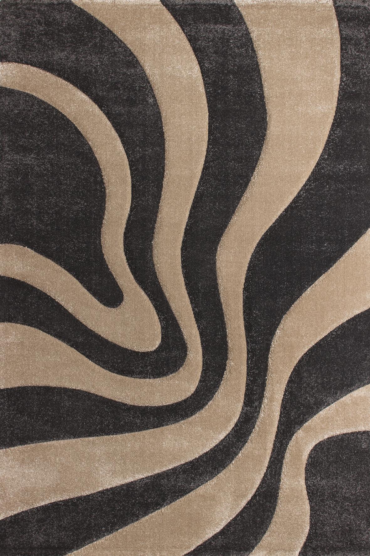 Lalee koberce Kusový koberec Lambada LAM 452 platin-beige - 80x150 cm