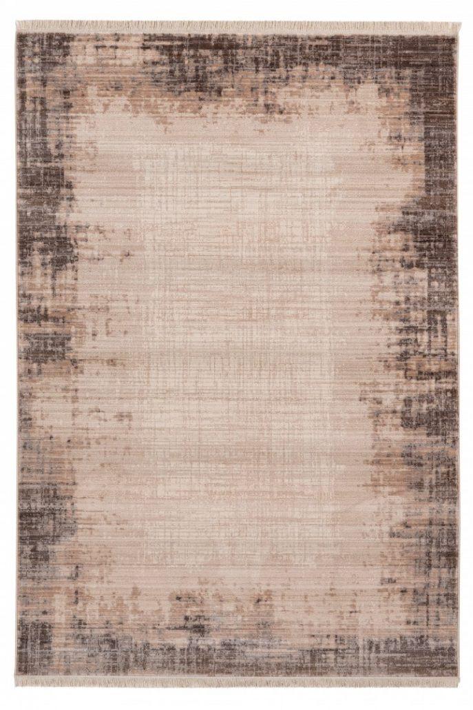 Obsession koberce Kusový koberec Laos 461 Taupe - 160x230 cm