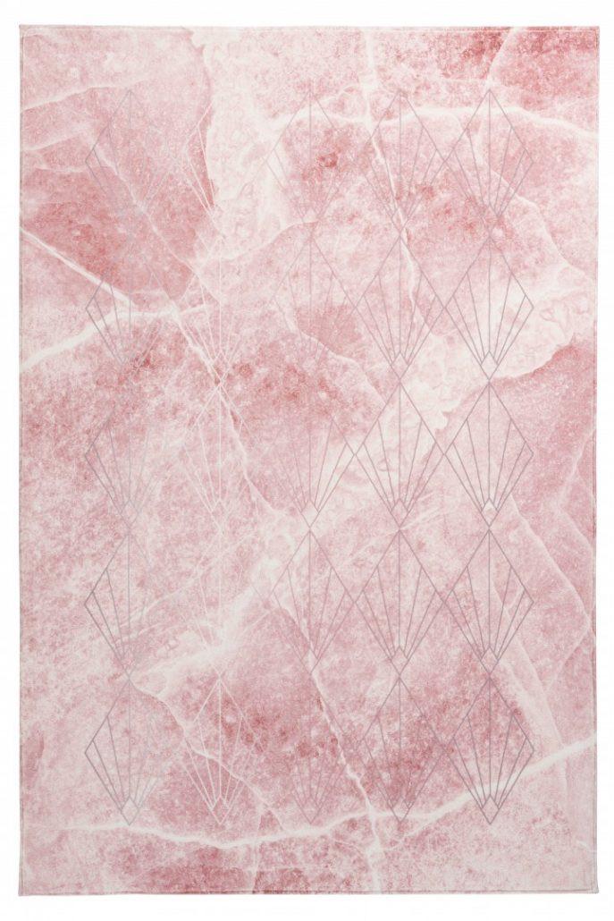 Obsession koberce Kusový koberec Palazzo 271 powder pink - 160x230 cm