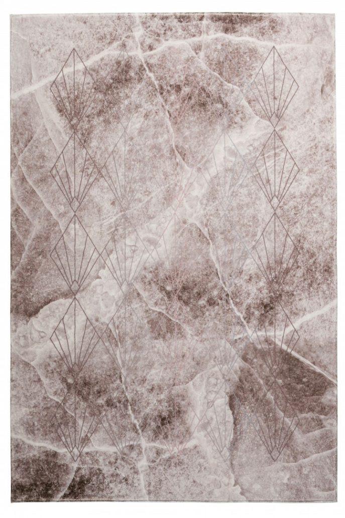 Obsession koberce Kusový koberec Palazzo 271 taupe - 160x230 cm
