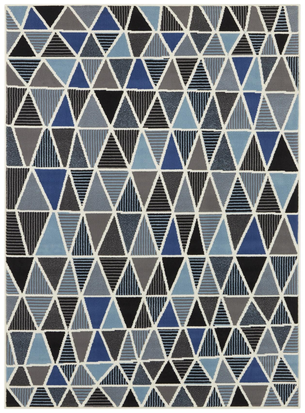 Levně Mujkoberec Original Kusový koberec Mujkoberec Original 104339 Cream/Blue - 180x260 cm Vícebarevná