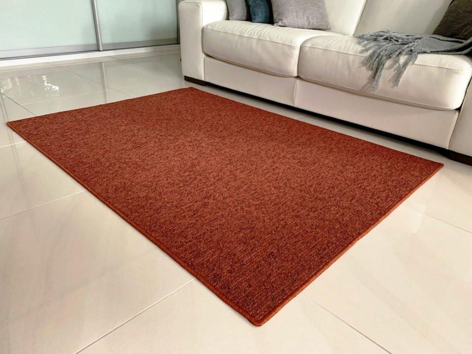 Vopi koberce Kusový koberec Modena terra - 50x80 cm