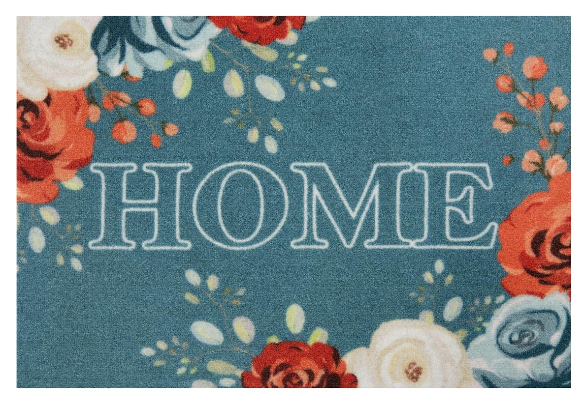 Hanse Home Collection koberce Protiskluzová rohožka Printy 104448 Beige/Cream - 40x60 cm