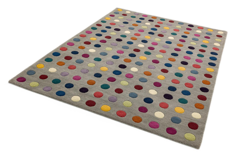 Asiatic London koberce Ručně všívaný kusový koberec Funk Spotty - 70x200 cm