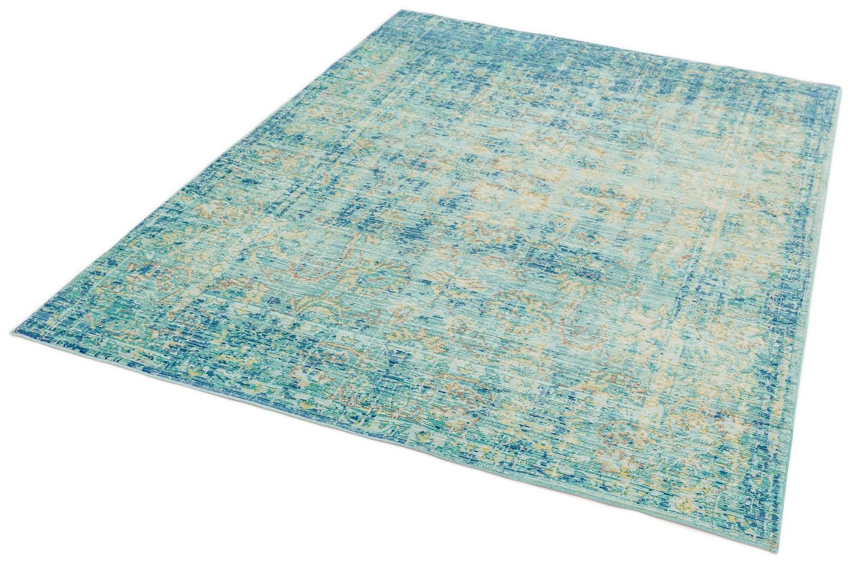 Levně Asiatic London koberce Kusový orientální koberec Verve Ve08 - 240x330 cm Modrá