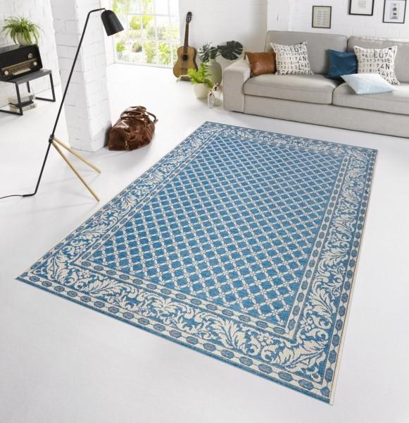 Bougari - Hanse Home koberce Kusový koberec BOTANY Royal Blau 102476 - venkovní (outdoor) - 115x165 cm