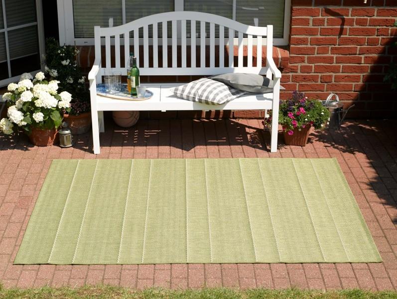 Hanse Home Collection koberce Kusový koberec Sunshine 102029 Grün - 80x200 cm Zelená