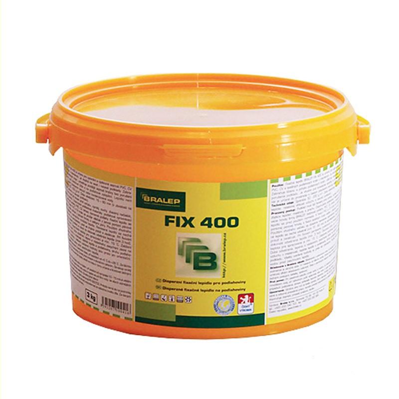 Disperzní lepidlo na PVC Bralep FIX 400 - 3 kg