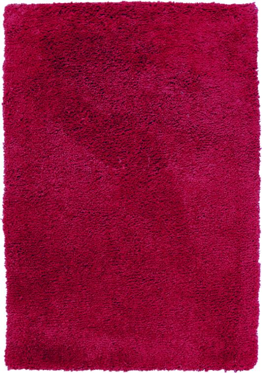 Kusový koberec Spring Red - 80x150 cm