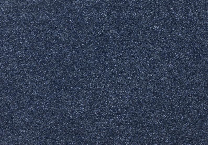 Metrážový koberec Montana 761 modrá - Rozměr na míru bez obšití cm
